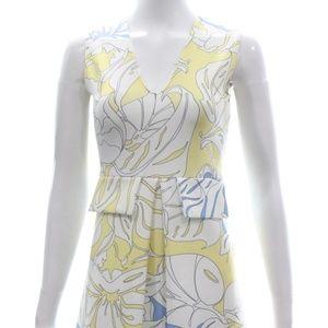 Zara Dresses - ZARA V-NECK MINI DRESS SIZE SMALL